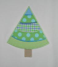 Boy Christmas Tree