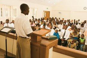 Mormons in Ghana