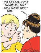 Doonesbury's Palin Doll