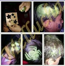 Tatoo de cabelos