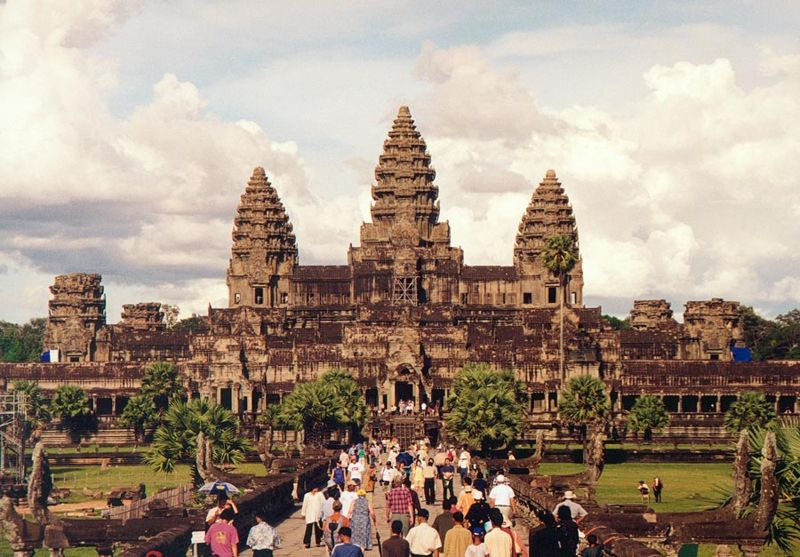 Cambodia Destinations for Budget Travel