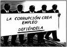 LA CORRUPCION GENERA INGRESOS SUCIOS A LOS FUNCIONARIOS CORRUPTOS EN LOS REGISTROS CIVILES