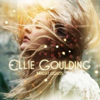 album cover ellie goulding. This is Ellie Goulding's album cover Bright Lights.