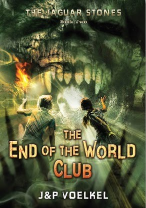Reading In Color  Male Monday  The End of the World Club  Jaguar