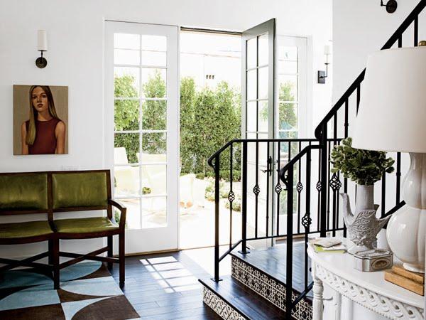 House Foyer Xl : Shady lane style beautiful entryways