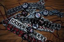 Soda Tab Charm Bracelets