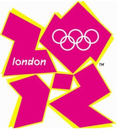 london 2012 logo lisa simpson. logo for the London 2012