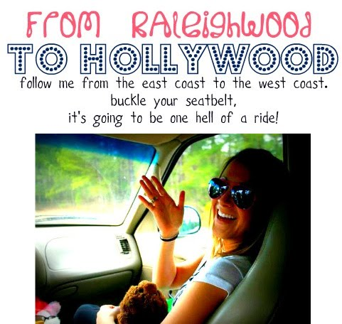 from raleighwood to hollywood
