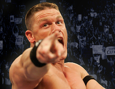Wwe Raw Wallpaper 2011. WWE RAW John Cena Edge dektop