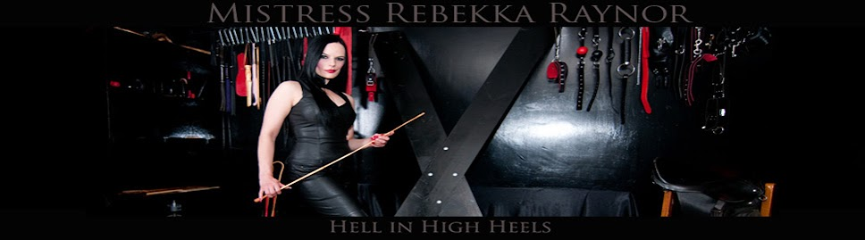 Rebekka Raynor - Hell in High Heels