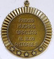 """blog amigable"" otorgado por. Nadia (Bs. As.) Abril 2008.-"