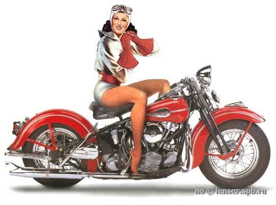 pin up et moto