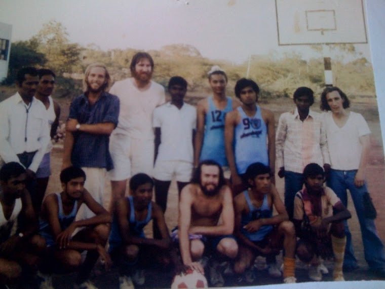 Western B-Ball Game in India