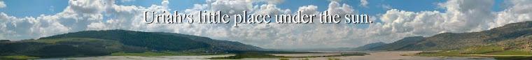Uriah Yaniv's place