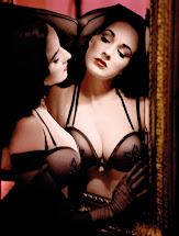 Dita Von Teese - Burlesque Artist