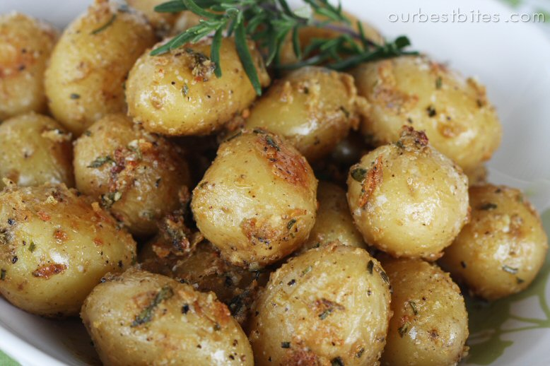 Baby dutch gold potatoes recipes