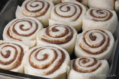 Everyday Cinnamon Rolls