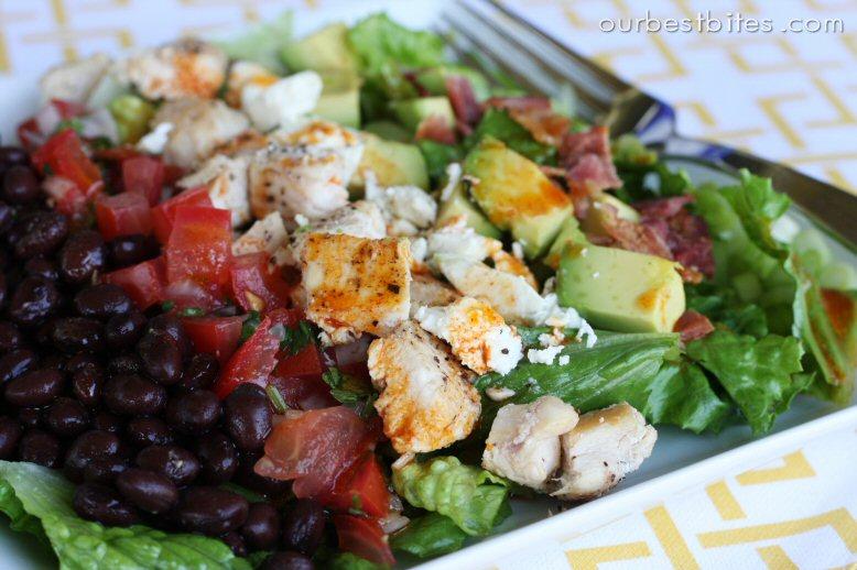Southwestern Cobb Salad - Our Best Bites