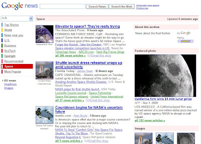 Custom Google News 2