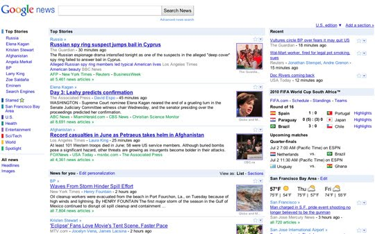 AFTER Extra! Extra! Google News redesigned to be more customizable and shareable | Tech NEWS