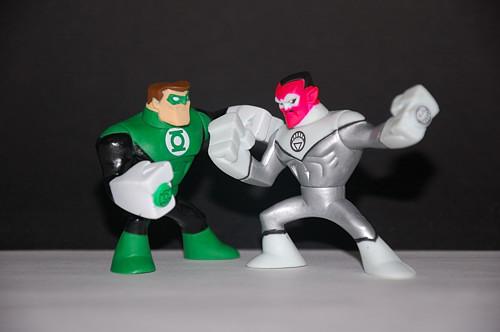 Flash vs captain boomerang