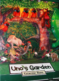 Uno's Garden Myer Brisbane Windows