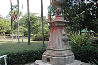 Walter Hill Fountain