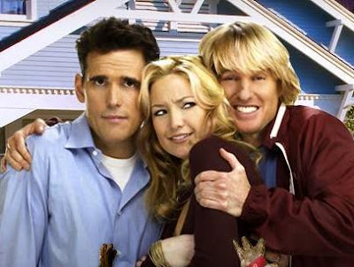 Matt, Owen, and Kate in You, Me and Dupree