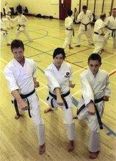 Siswa Karate