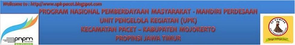 PNPM Mandiri Perdesaan Kecamatan Pacet