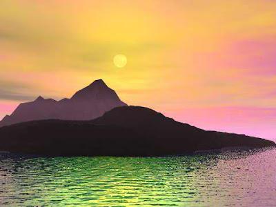 paisajes hermosos de la naturaleza. sobre paisajes hermosos