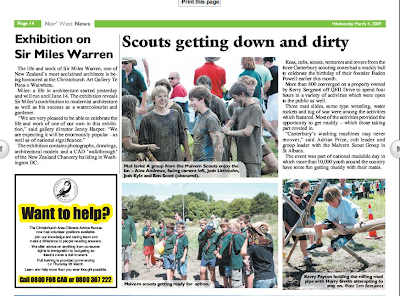 coverage from the nor'west news