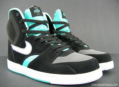 SoleSurvivor Detroit  Nike RT1 High - Black - Azure - Dark Grey 45f97719c