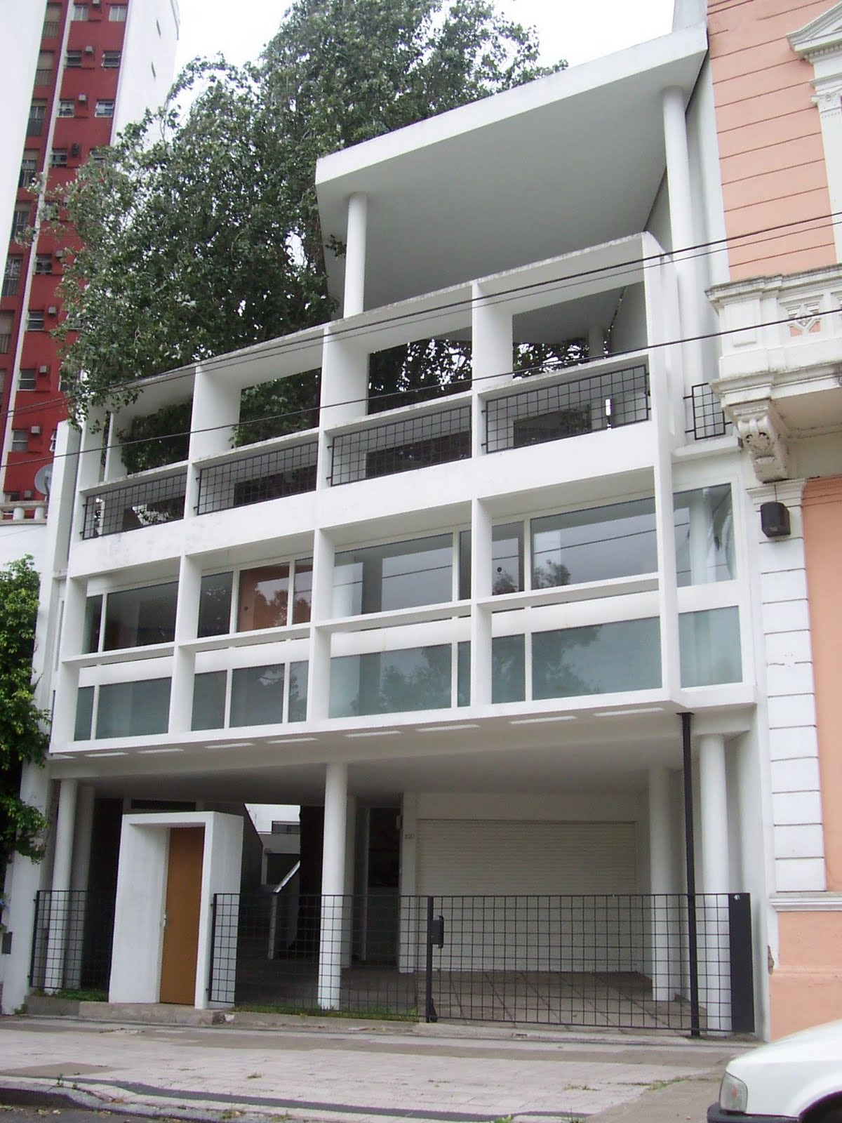 Casi arquitectos etsa trabajo le corbusier emilio bello - Arquitecto le corbusier ...