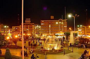 PARQUE  CONSTITUCION  HUANCAYO