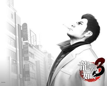 #1 Yakuza Wallpaper