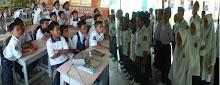 Sesi Pengajaran Pembelajaran dan Perhimpunan Mingguan St. John Muda SK Muhibbah
