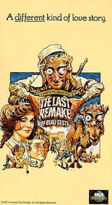 Mi bello legionario dirigida por Marty Feldman
