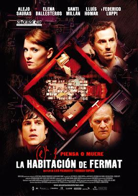 La habitación de Fermat dirigida por Luis Piedrahita