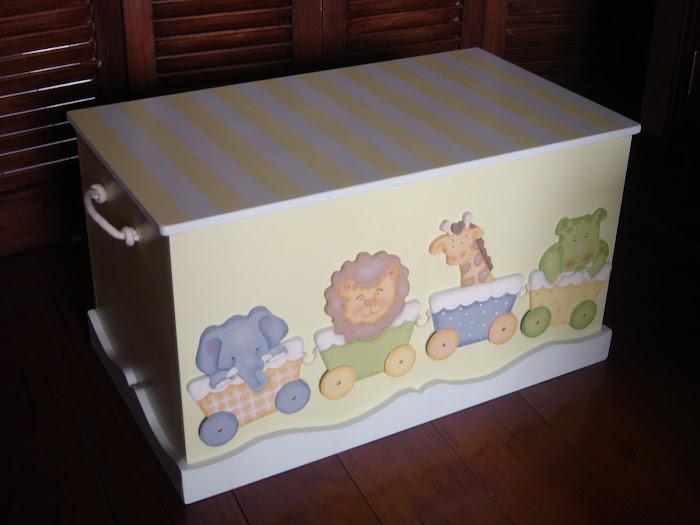 Accesorios y decoraci n de dormitorios infantiles 11 may 2008 - Baules para ninos ...