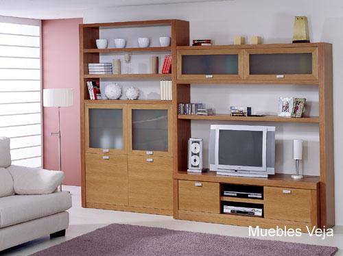 Muebles de madera modernos  Imagui