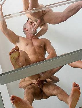 UK Naked Men, Harry Louis