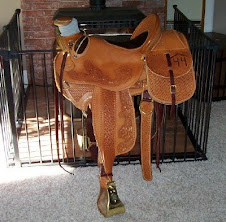 Hand Made Saddles by Mitch Reid