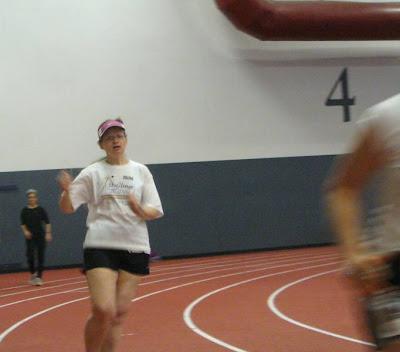 Yay runner!