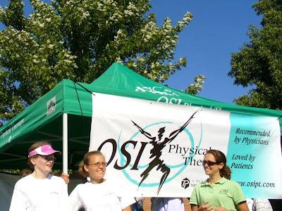 OSI was a sponsor
