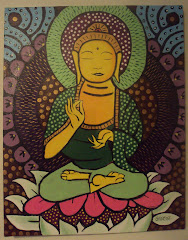 Pop Art Buddha
