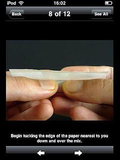 Roll Your Own é voltado para entusiastas do tabaco e fumantes recreativos ou medicinais de maconha