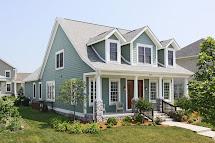 Cape Cod House Plans with Front Porch