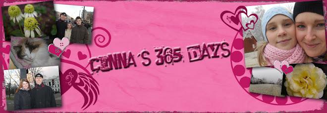 Cinna´s 365 days