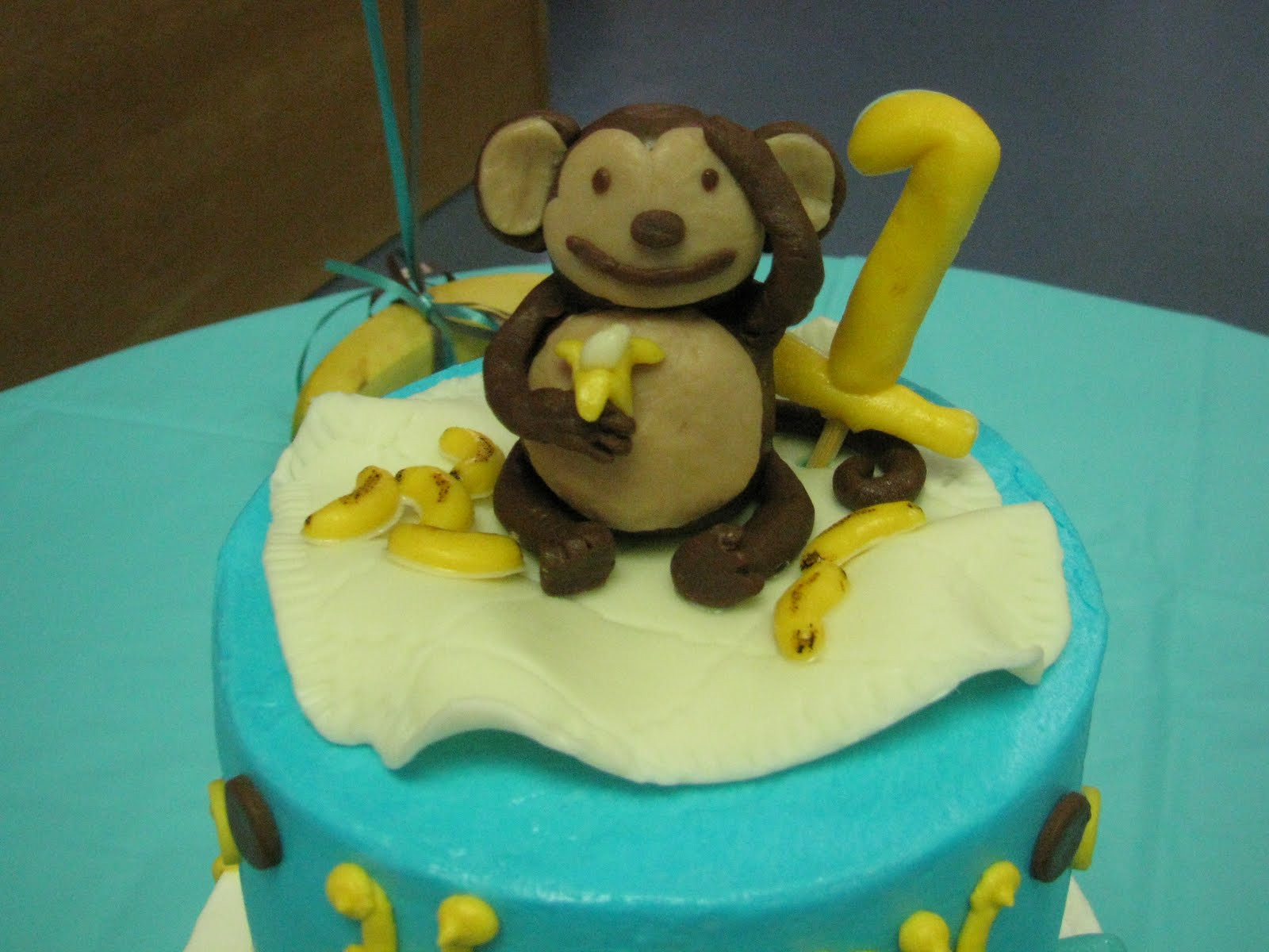 The Dessert Box: Monkey Cake